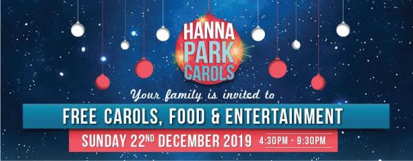 Hannah Park Carols 2019 Redbank Communities