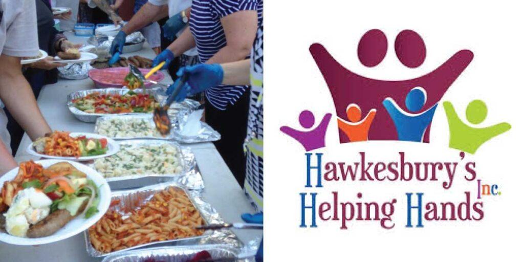 Redbank North Richmond Helping Hawkesbury's Helping Hands